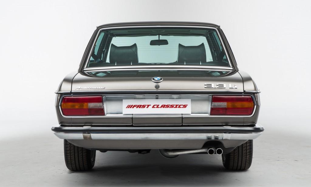 BMW E3 3.3LiA For Sale - Exterior 8