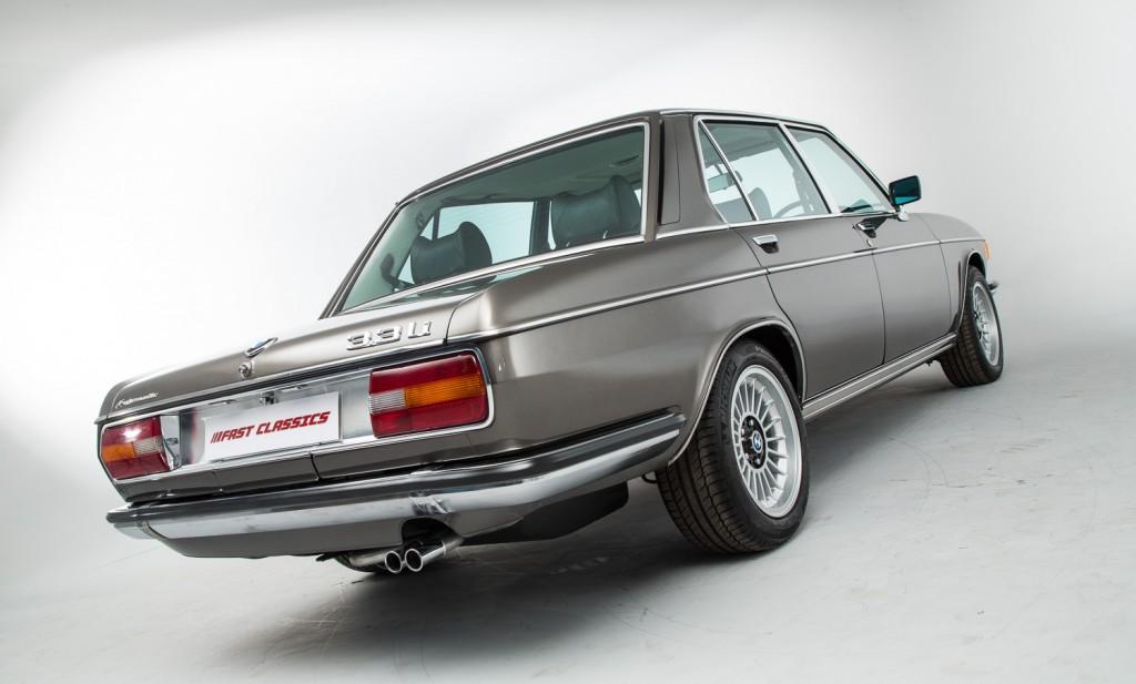 BMW E3 3.3LiA For Sale - Exterior 1