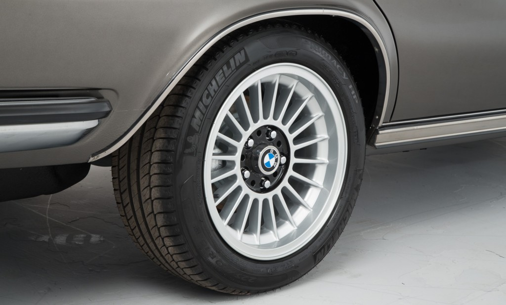 BMW E3 3.3LiA For Sale - Wheels, Brakes and Tyres 4