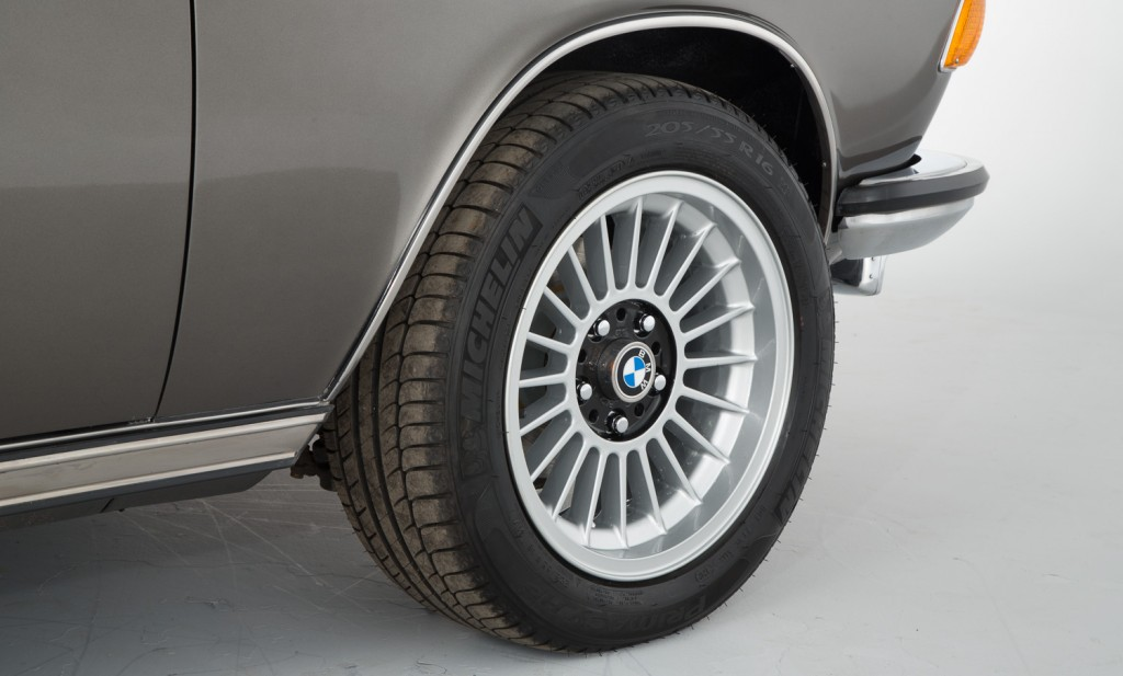 BMW E3 3.3LiA For Sale - Wheels, Brakes and Tyres 3