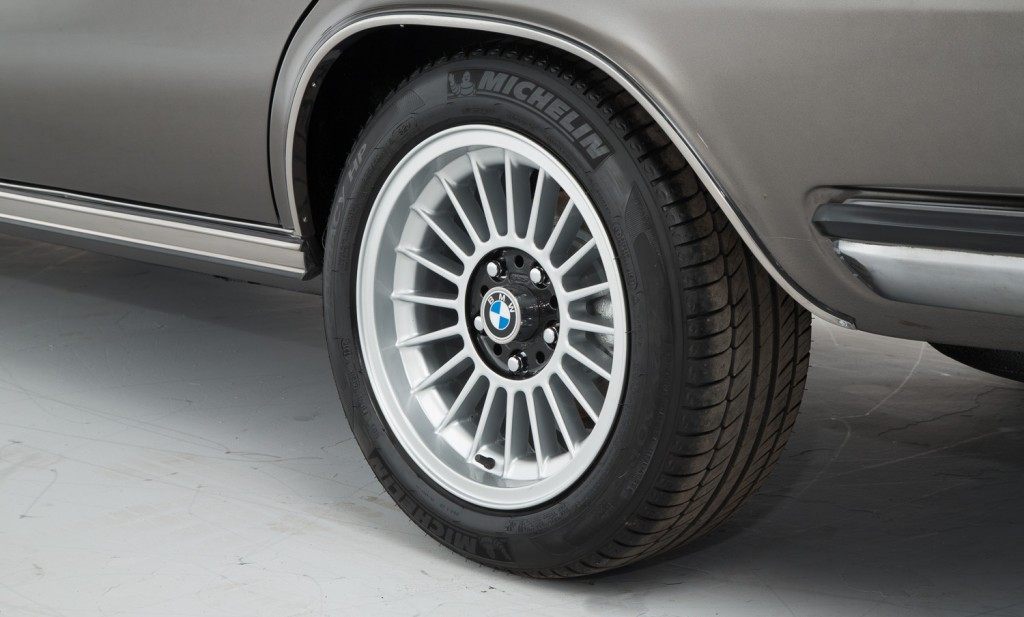 BMW E3 3.3LiA For Sale - Wheels, Brakes and Tyres 2