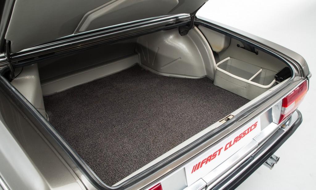 BMW E3 3.3LiA For Sale - Interior 6