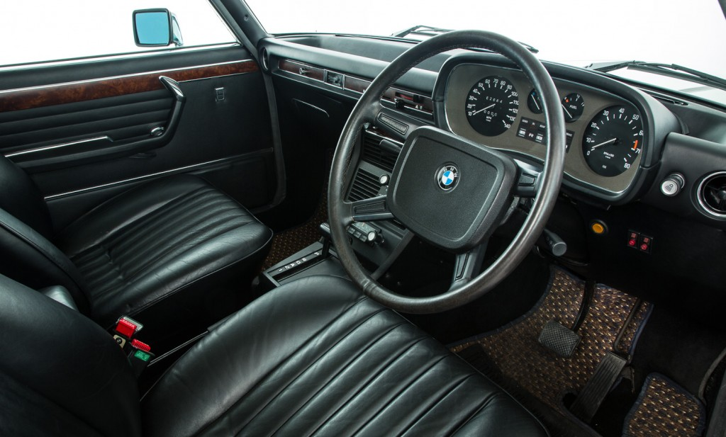 BMW E3 3.3LiA For Sale - Interior 3