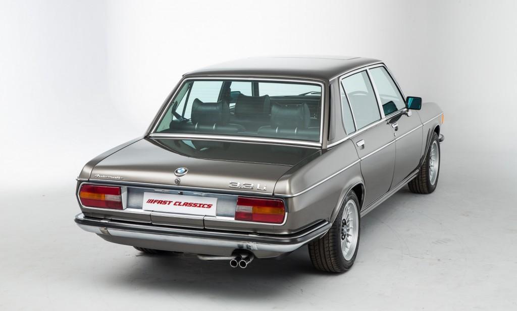 BMW E3 3.3LiA For Sale - Exterior 7