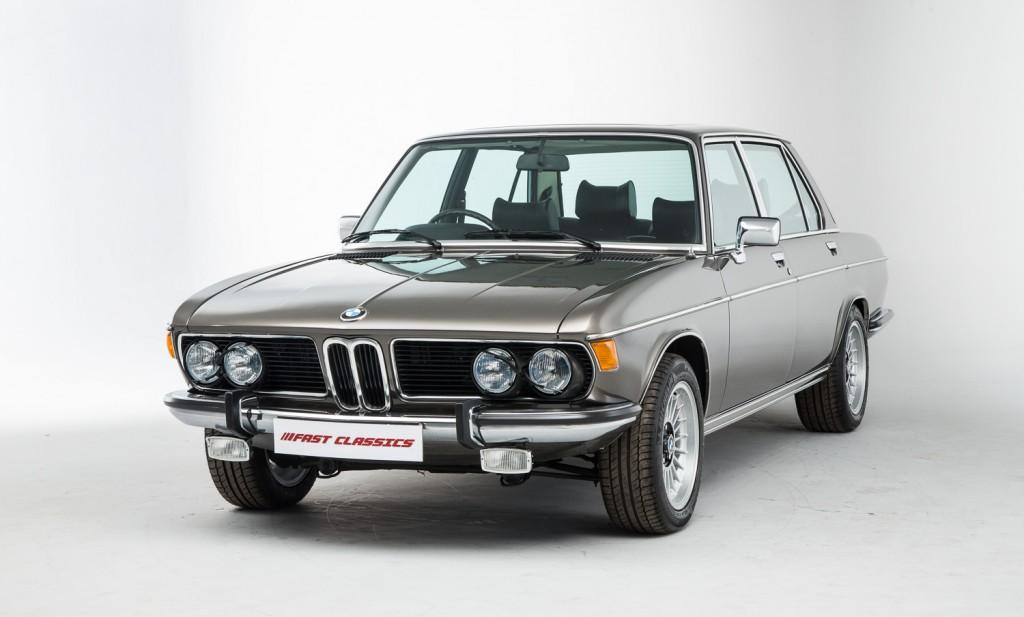 BMW E3 3.3LiA For Sale - Exterior 3