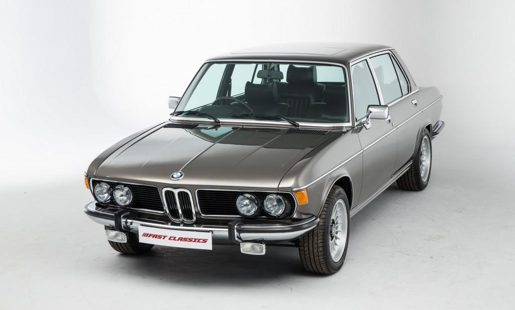 BMW E3 3.3LiA For Sale - Exterior 4