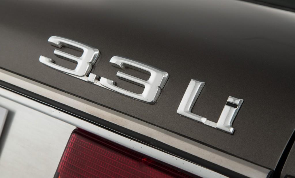 BMW E3 3.3LiA For Sale - Exterior 9