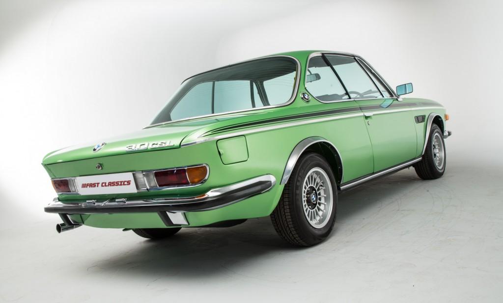 BMW 3.0 CSL For Sale - Exterior 1