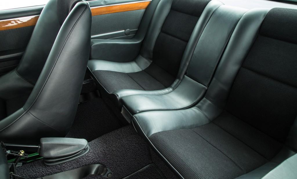 BMW 3.0 CSL For Sale - Interior 5