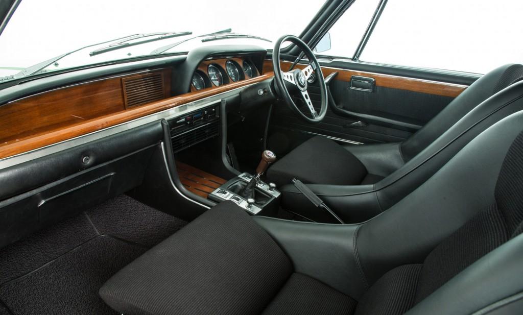 BMW 3.0 CSL For Sale - Interior 3