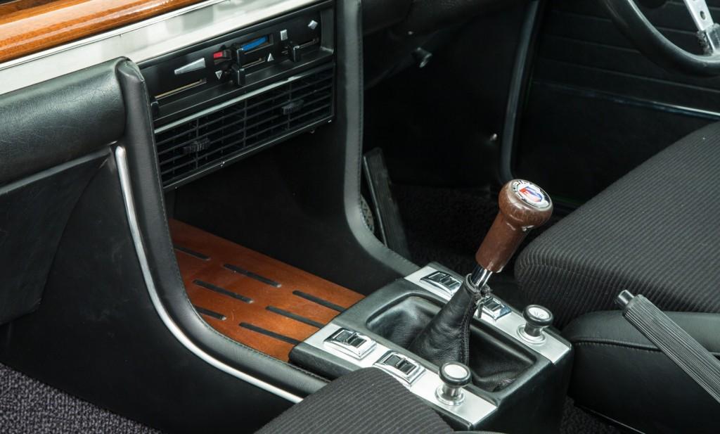 BMW 3.0 CSL For Sale - Interior 6