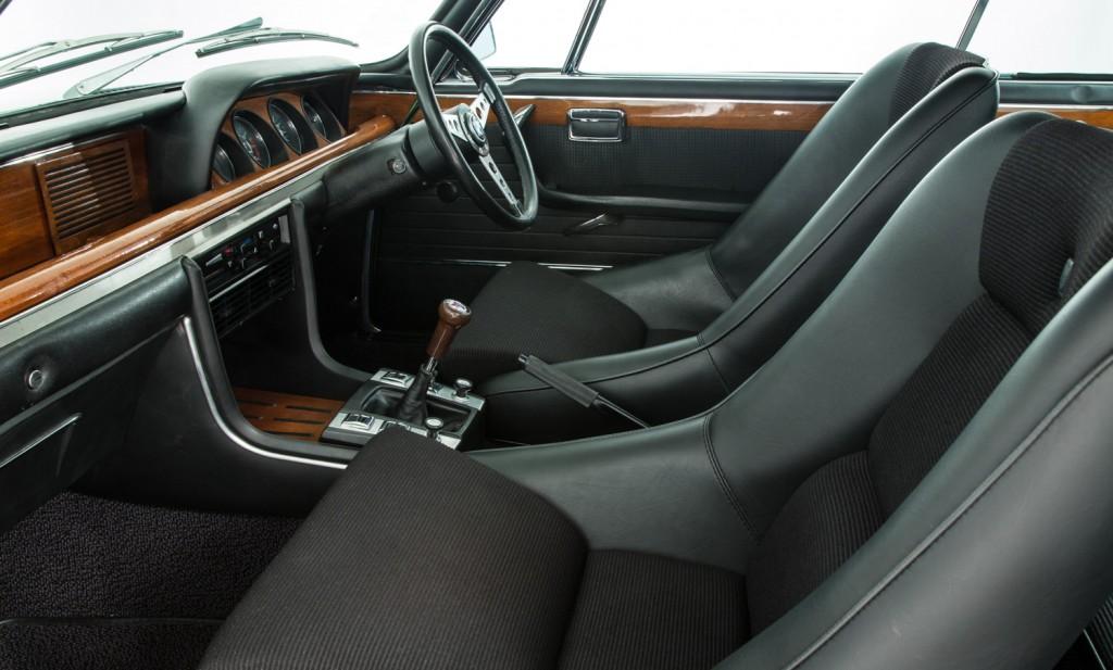 BMW 3.0 CSL For Sale - Interior 2
