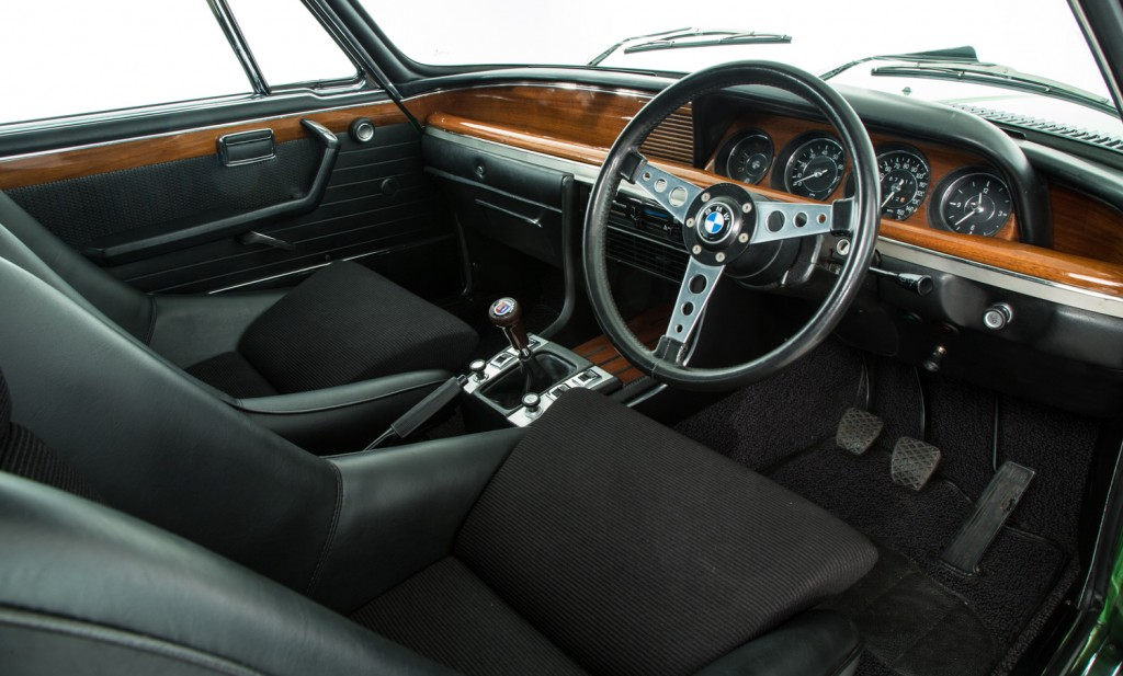 BMW 3.0 CSL For Sale - Interior 1