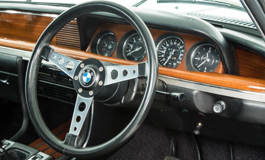 BMW 3.0 CSL For Sale - Interior 4