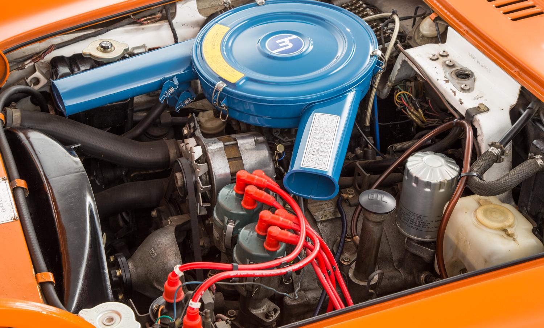 Mazda Cosmo 110 S   Fast Classics
