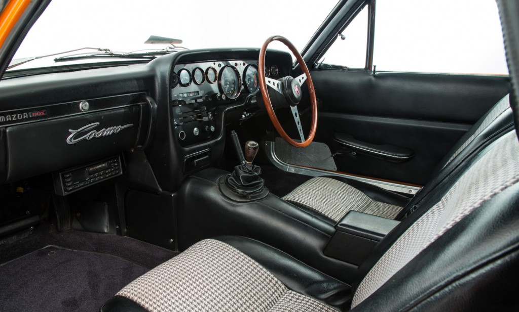 Mazda Cosmo 110 S For Sale - Interior 2