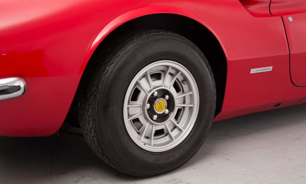 Ferrari Dino 246/GT For Sale - Wheels, Brakes and Tyres 4
