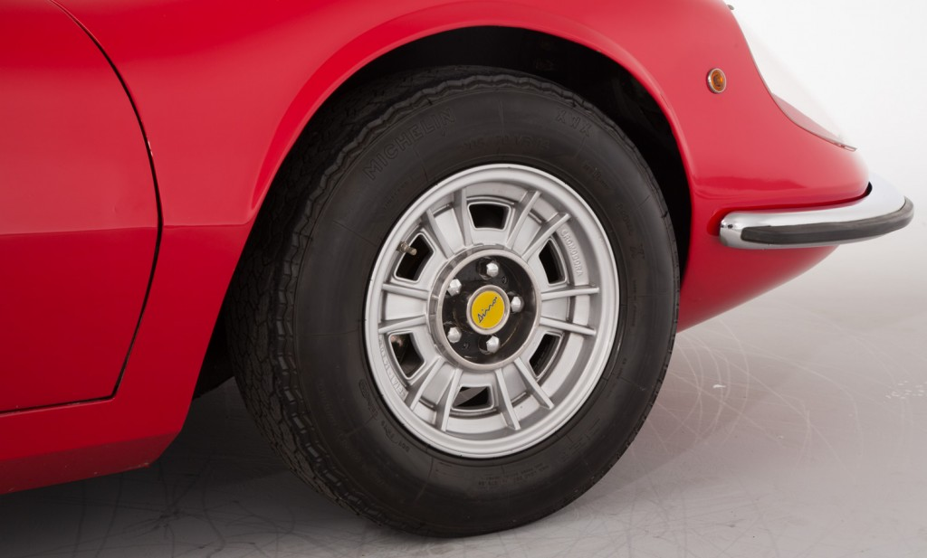 Ferrari Dino 246/GT For Sale - Wheels, Brakes and Tyres 3