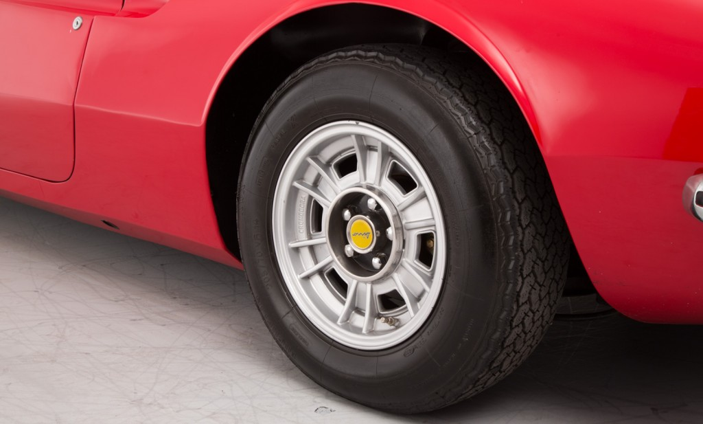Ferrari Dino 246/GT For Sale - Wheels, Brakes and Tyres 2