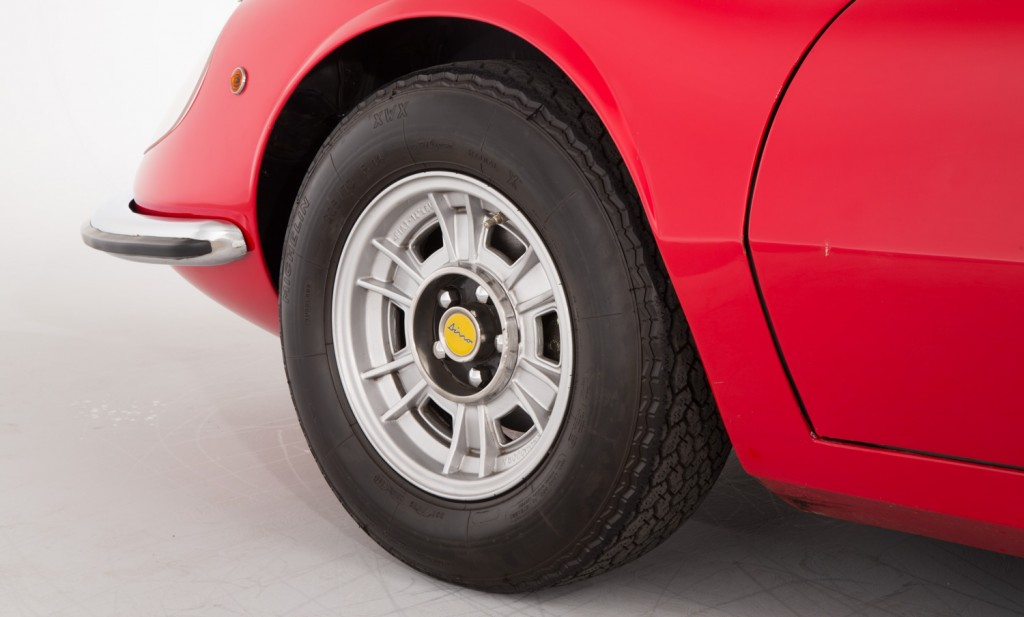 Ferrari Dino 246/GT For Sale - Wheels, Brakes and Tyres 1