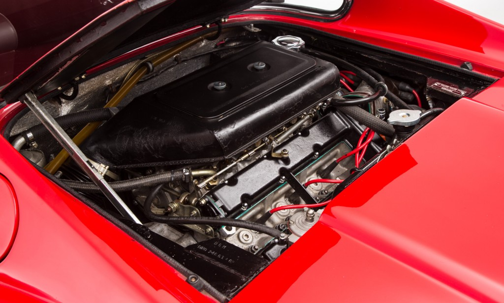 Ferrari Dino 246/GT For Sale - Engine and Transmission 1