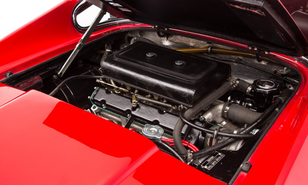 Ferrari Dino 246/GT For Sale - Engine and Transmission 2