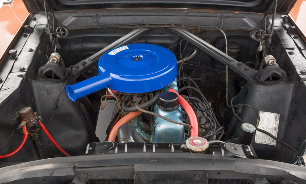 Ford Mustang For Sale - Engine and Transmission 1