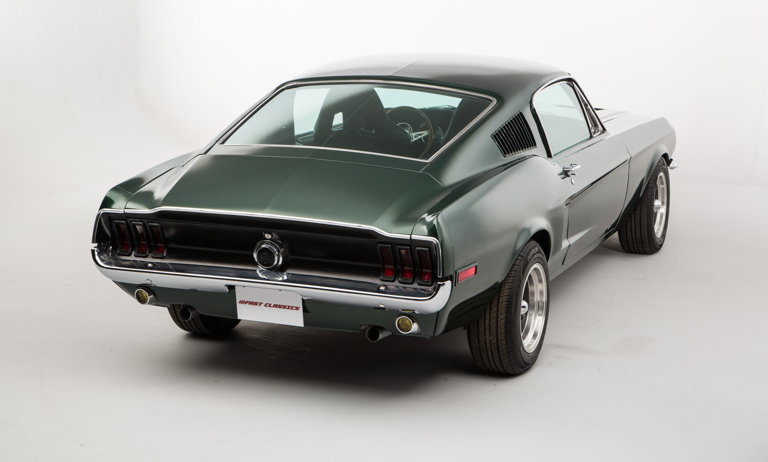 ford mustang fastback fast classics. Black Bedroom Furniture Sets. Home Design Ideas