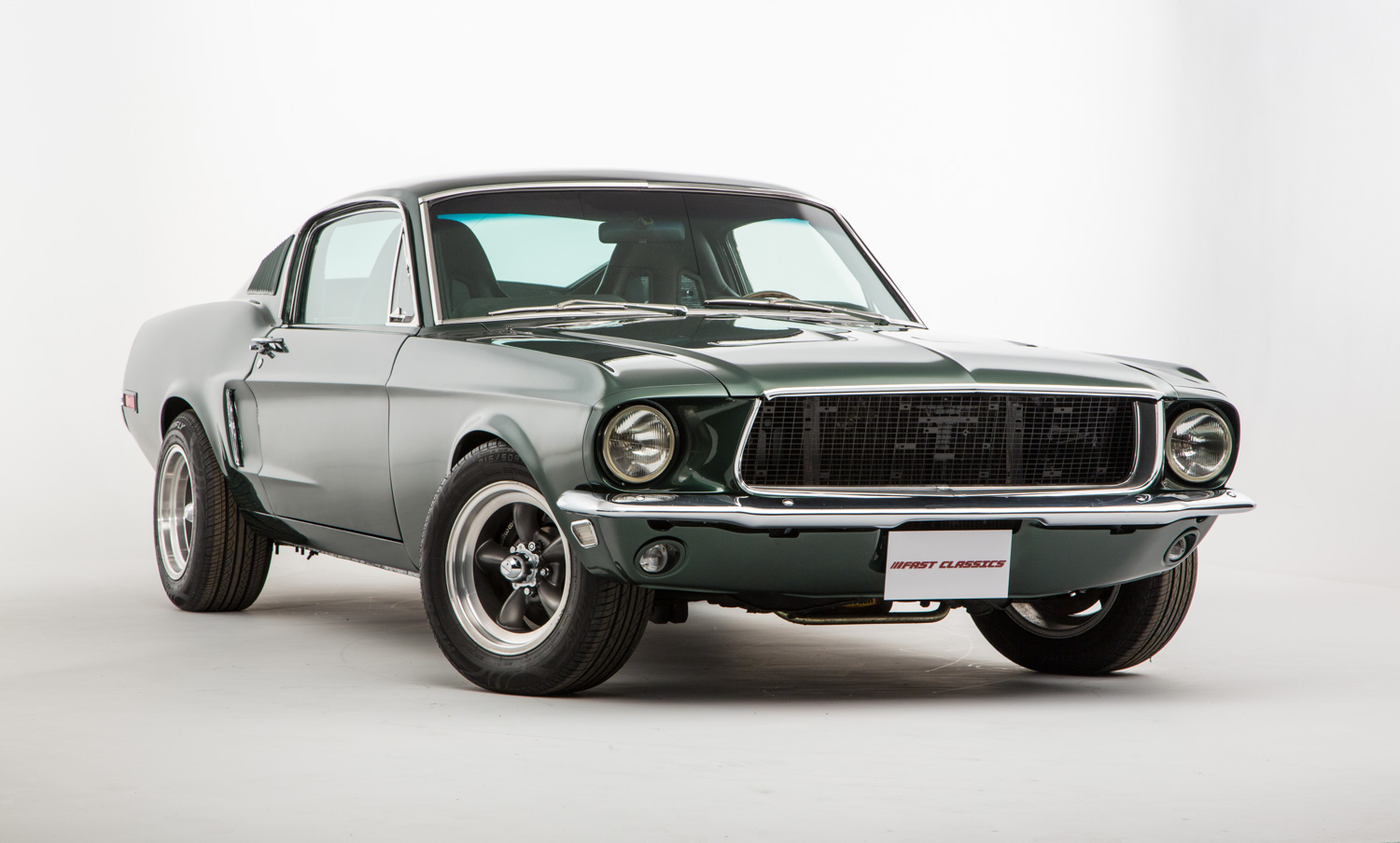 Ford Mustang Fastback Fast Classics