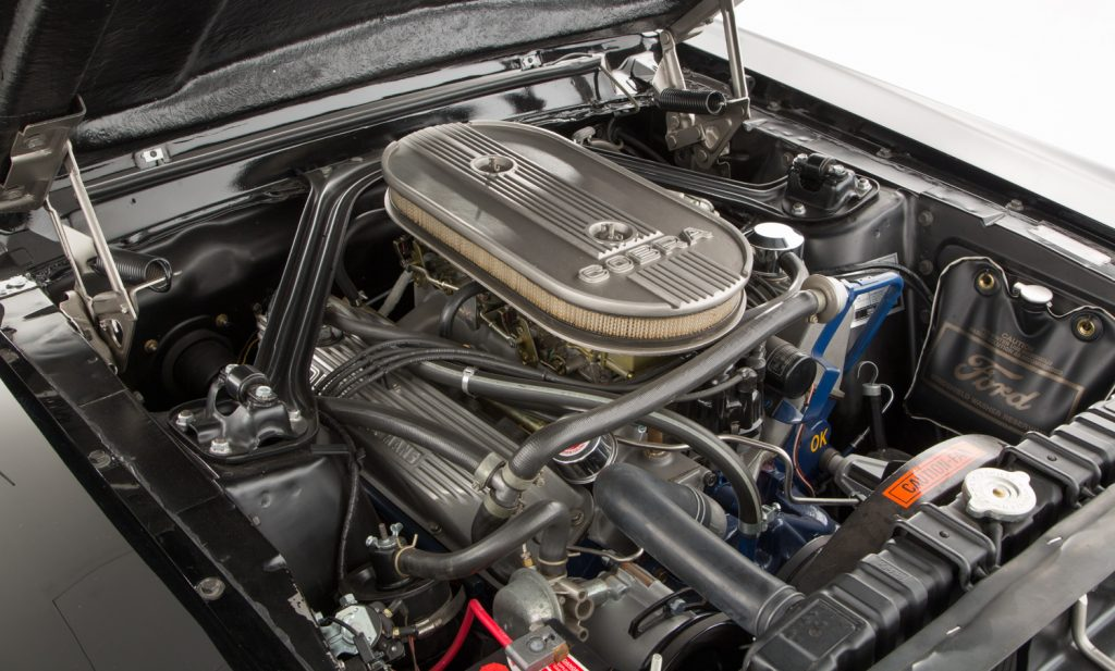 Shelby Mustang GT500 For Sale - Engine and Transmission 4