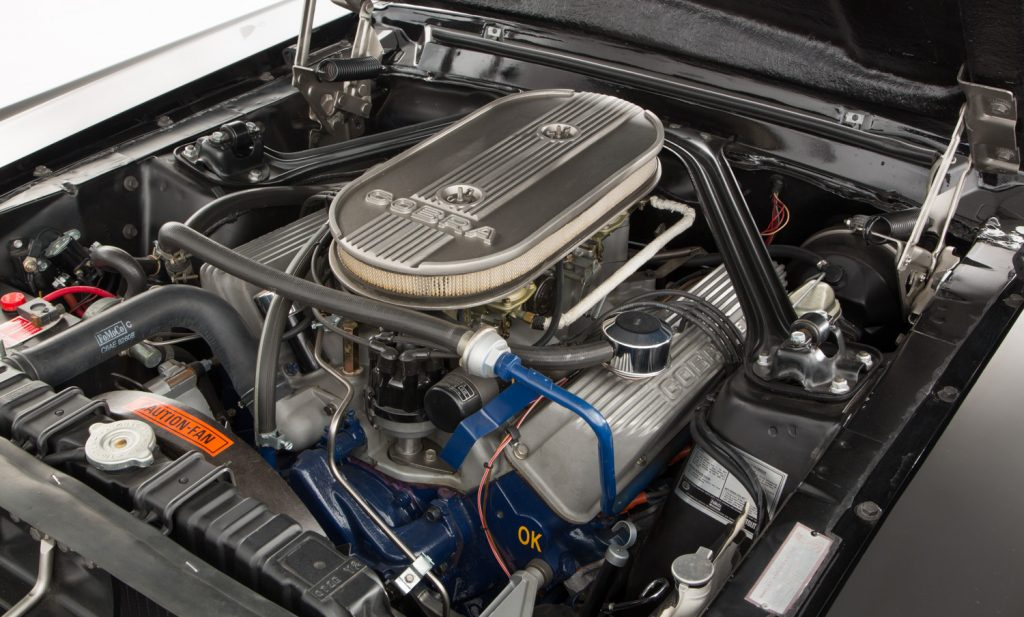 Shelby Mustang GT500 For Sale - Engine and Transmission 3