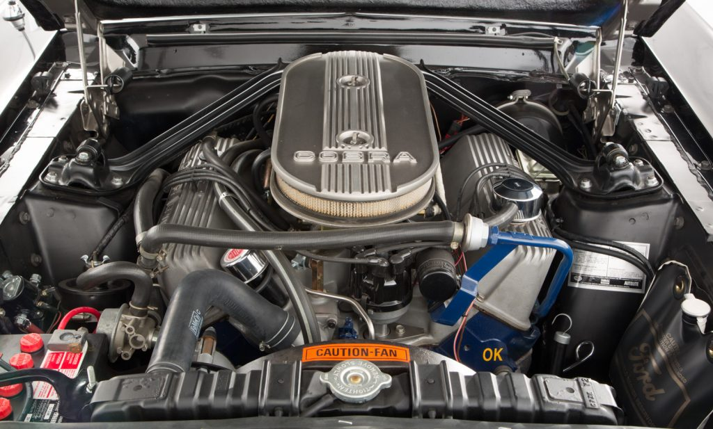 Shelby Mustang GT500 For Sale - Engine and Transmission 2