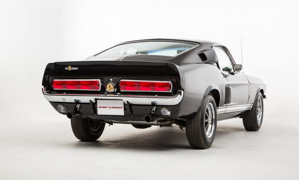 Shelby Mustang GT500 For Sale - Exterior 8