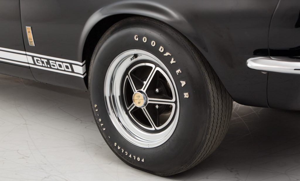 Shelby Mustang GT500 For Sale - Wheels, Brakes and Tyres 1
