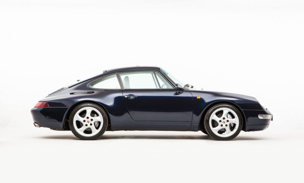 Porsche 993 Carrera 4 For Sale - Exterior 5
