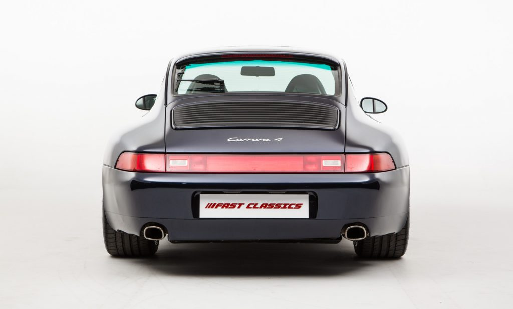 Porsche 993 Carrera 4 For Sale - Exterior 7
