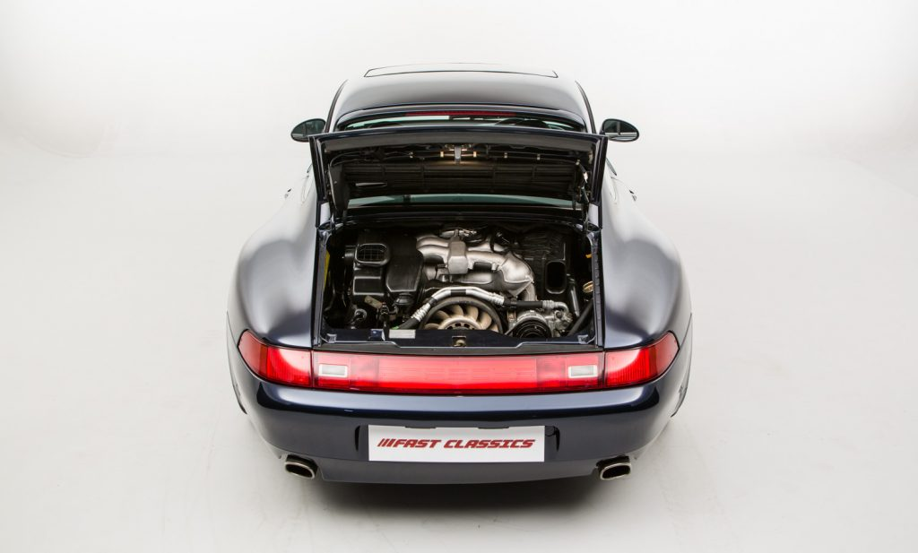 Porsche 993 Carrera 4 For Sale - Engine and Transmission 1