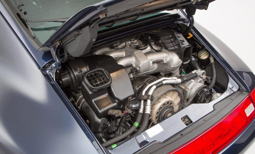 Porsche 993 Carrera 4 For Sale - Engine and Transmission 2