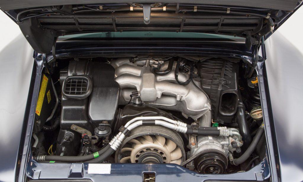 Porsche 993 Carrera 4 For Sale - Engine and Transmission 3