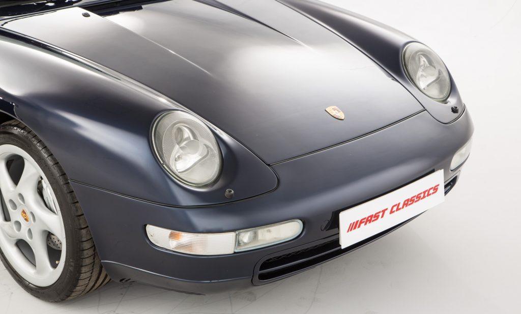 Porsche 993 Carrera 4 For Sale - Exterior 8