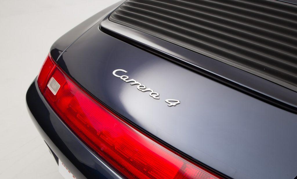 Porsche 993 Carrera 4 For Sale - Exterior 12
