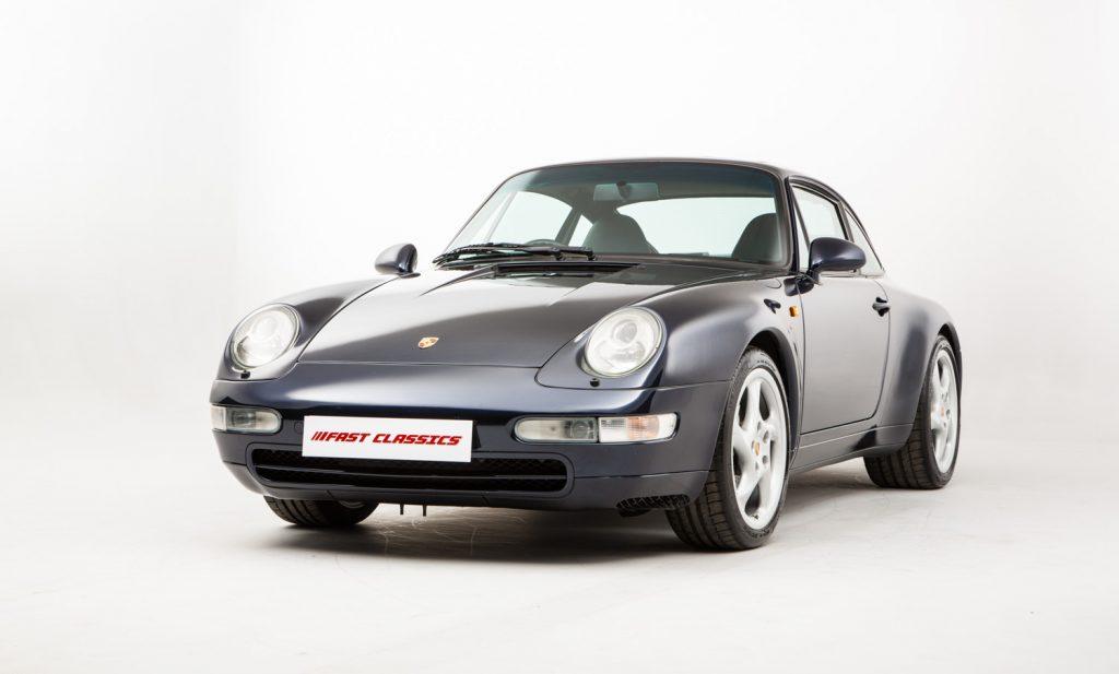 Porsche 993 Carrera 4 For Sale - Exterior 1