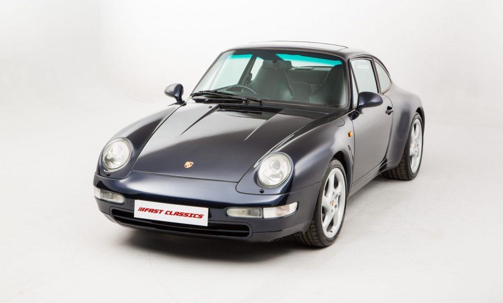 Porsche 993 Carrera 4 For Sale - Exterior 2