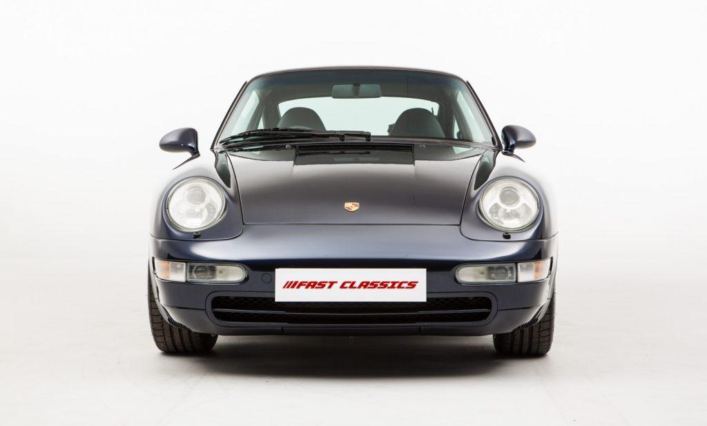 Porsche 993 Carrera 4 For Sale - Exterior 3