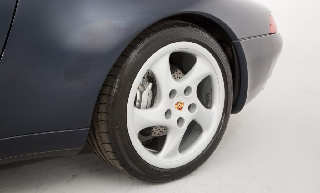 Porsche 993 Carrera 4 For Sale - Wheels, Brakes and Tyres 4
