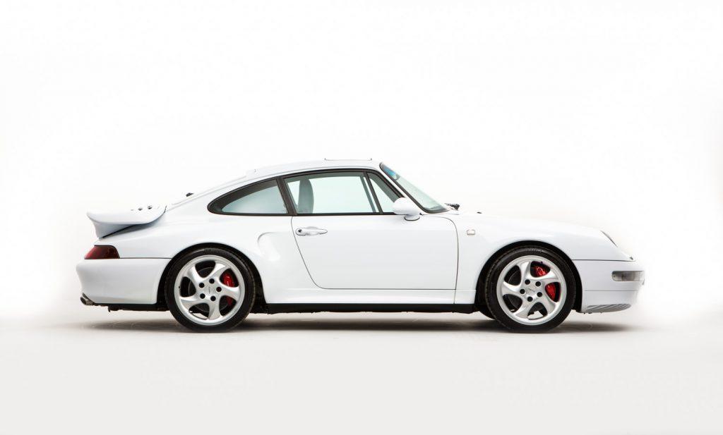 Porsche 993 Turbo For Sale - Exterior 7