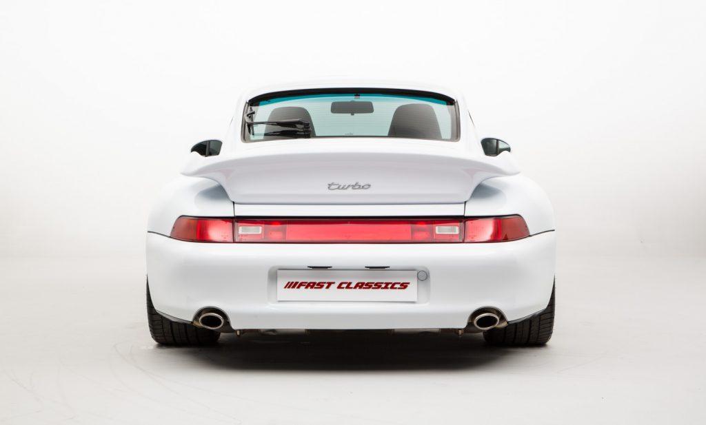 Porsche 993 Turbo For Sale - Exterior 13
