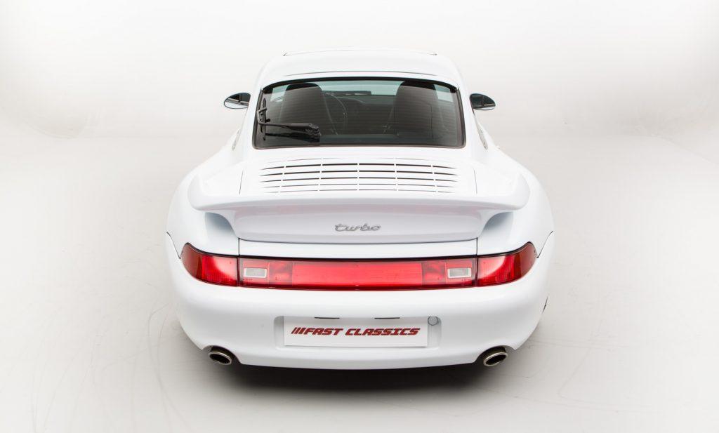 Porsche 993 Turbo For Sale - Exterior 12