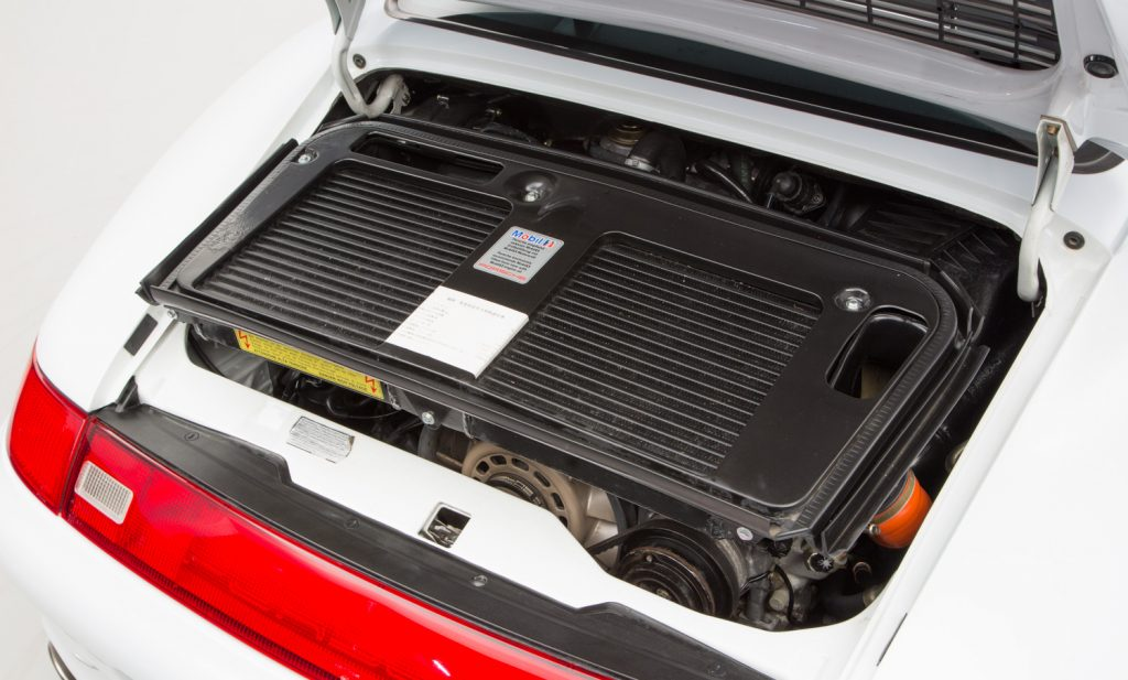 Porsche 993 Turbo For Sale - Engine and Transmission 2