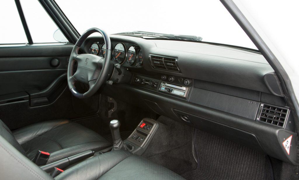 Porsche 993 Turbo For Sale - Interior 2